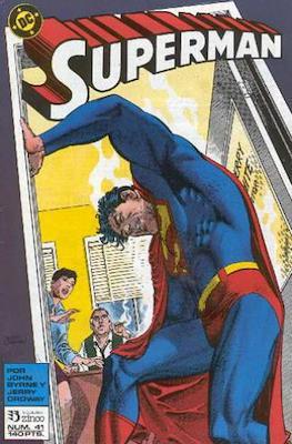Superman: El Hombre de Acero / Superman Vol. 2 (Grapa 36 pp) #41