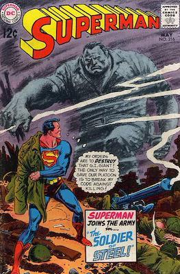 Superman Vol. 1 / Adventures of Superman Vol. 1 (1939-2011) (Comic Book) #216