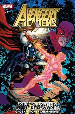 Avengers Academy (2010-2013) (Softcover 176 pp) #2
