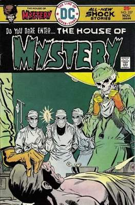 The House of Mystery (Grapa) #237