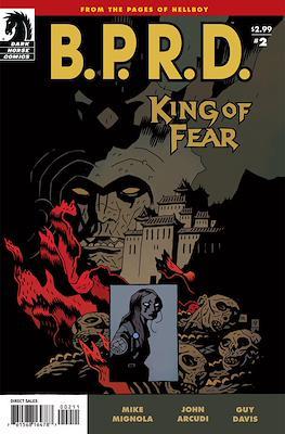B.P.R.D. (Comic Book) #65