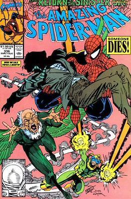 The Amazing Spider-Man Vol. 1 (1963-2007) (Comic-book) #336