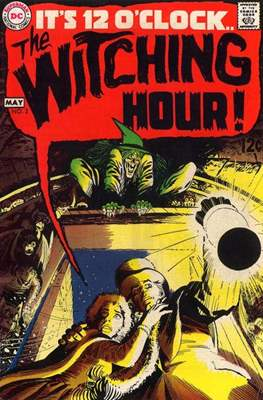 The Witching Hour Vol.1 (Grapa) #2