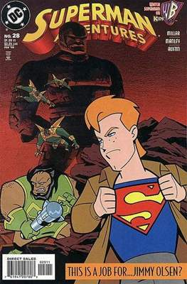 Superman Adventures (Comic-book) #28