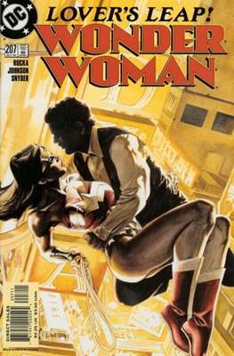 Wonder Woman Vol. 2 (1987-2006) (Comic Book) #207
