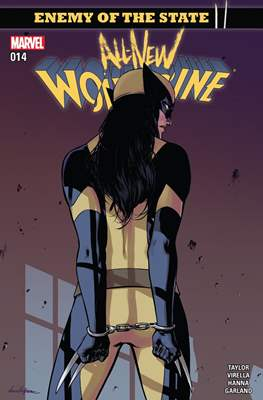 All-New Wolverine (2016-) #14