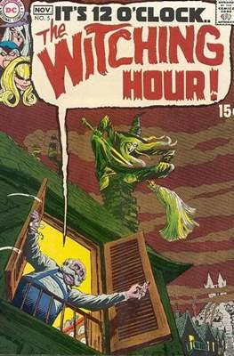 The Witching Hour Vol.1 (Grapa) #5