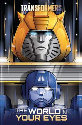 Transformers (2019-) (Softcover) #1