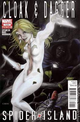 Cloak & Dagger: Spider-Island (Comic Book 32 pp) #1