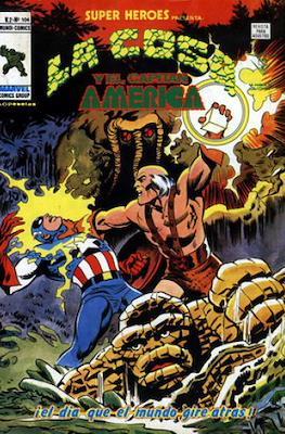 Super Héroes Vol. 2 #104