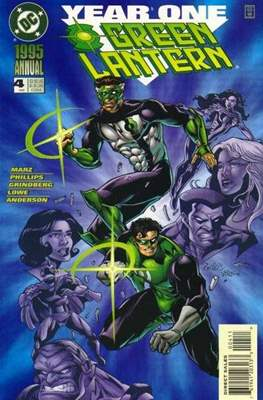 Green Lantern Annual Vol 3 (Comic-Book) #4