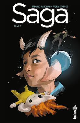 Saga (Cartonné) #5