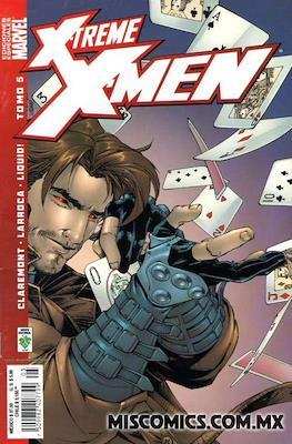 X-Treme X-Men (Grapa) #5