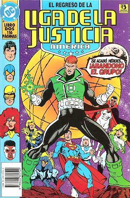El regreso de la Liga de la Justicia América #2