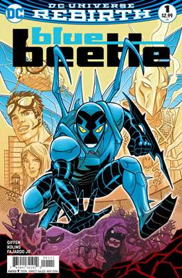 Blue Beetle Vol. 10