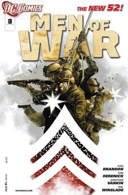 Men of War vol. 2 (2011-2012) (Digital) #3