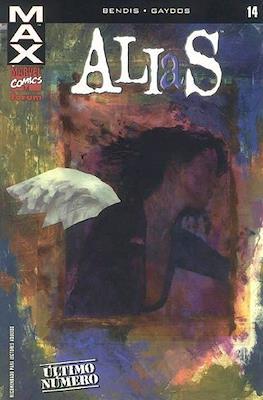 Alias (Rústica 48-56 pp.) #14