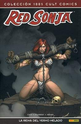 100% Cult Comics: Red Sonja (Rústica 92-168 pp) #2