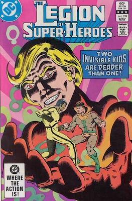 Legion of Super-Heroes Vol. 2 (1980-1987) (Comic-book) #299