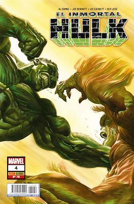 El Increíble Hulk Vol. 2 / Indestructible Hulk / El Alucinante Hulk / El Inmortal Hulk (2012-) (Grapa.) #79/4