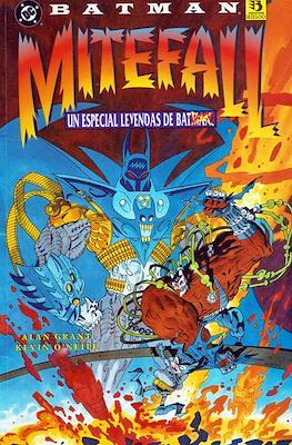 Batman. Mitefall. Un especial Leyendas de Batman