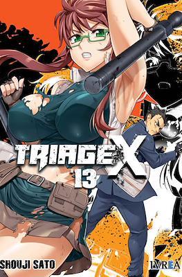 Triage X (Rústica con sobrecubierta) #13