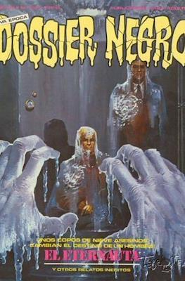Dossier Negro (Rústica y grapa [1968 - 1988]) #152