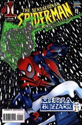 The Sensational Spider-Man (1996-1998) (Comic Book) #1