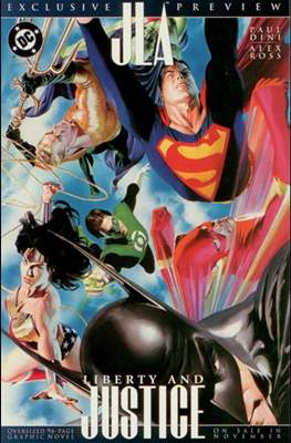 JLA Liberty and Justice Preview