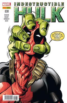 El Increíble Hulk Vol. 2 / Indestructible Hulk / El Alucinante Hulk / El Inmortal Hulk (2012-) (Comic Book) #38