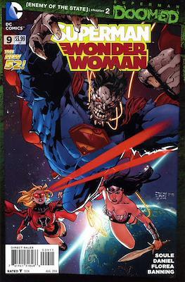 Superman / Wonder Woman (2013-) (Digital) #9