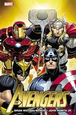The Avengers Vol. 4 (2010-2013) (Softcover) #1