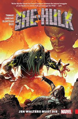 She-Hulk (2016) (Softcover) #3