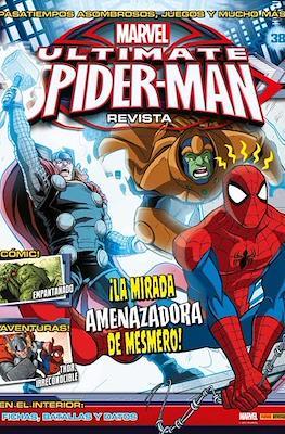 Spider-Man / Ultimate Spider-Man Revista (Grapa 36-52 pp) #38