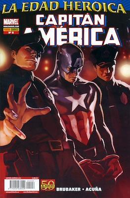 Capitán América Vol. 8 (2011-) (Grapa) #6