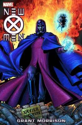 New X-Men Ultimate Collection (1991) (Softcover) #3