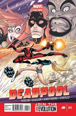 Deadpool Vol .3 (2013-2015) #11