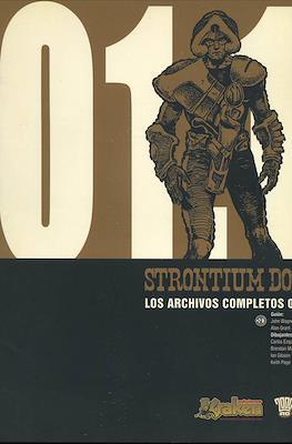 Strontium Dog. Los archivos completos (Rústica 102 pp) #1
