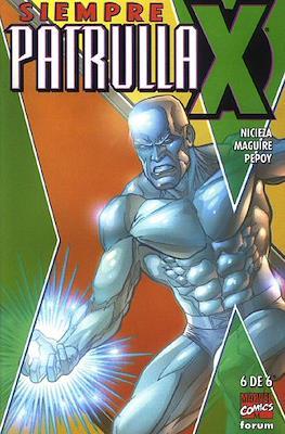 Siempre Patrulla-X (2001-2002) (Grapa 24-40 pp) #6