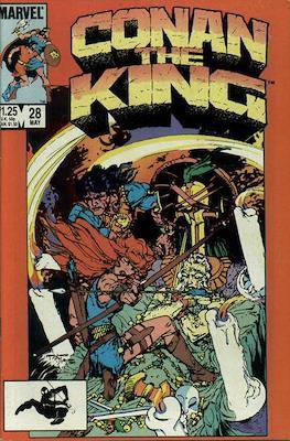 King Conan / Conan the King (Grapa, 48 págs.) #28