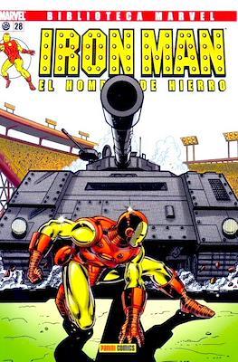 Biblioteca Marvel: Iron Man (2005-2008) (Rústica 160 pp) #28