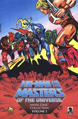 He-Man and the Masters of the Universe - Minicomic Collection (Brossurato) #3