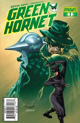 Kevin Smith's Green Hornet