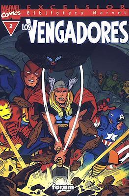 Biblioteca Marvel: Los Vengadores (1999-2001) (Rústica 160 pp) #2