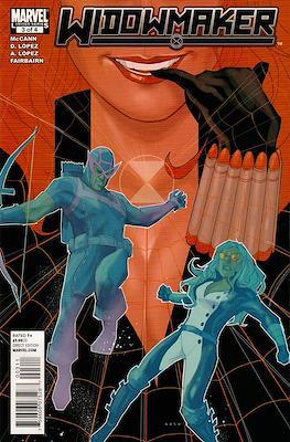 Widowmaker (Comic-book) #3