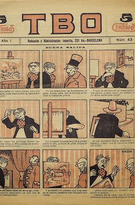 TBO (1917-1938) (Cuaderno) #43