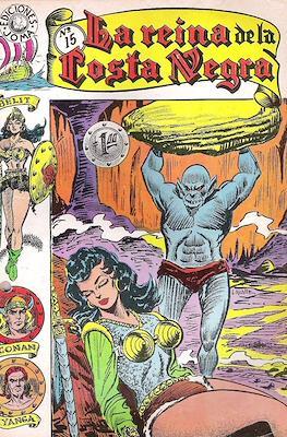 La Reina de la Costa Negra (2ª época - Grapa) #15