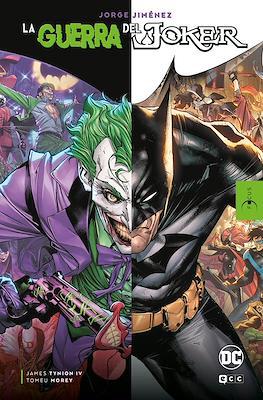 La guerra del Joker (Cartoné 160 pp)