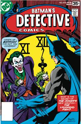 Detective Comics - Facsimile Edition (Comic Book) #475