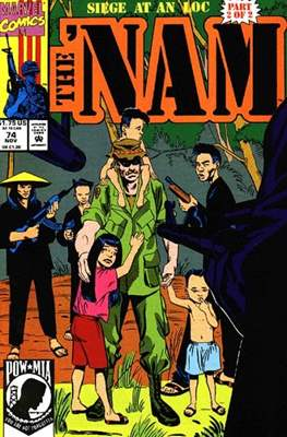 The 'Nam Vol 1 (Comic-book.) #74